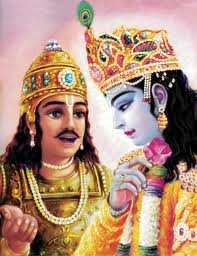 arjuna questioning