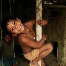 playful child